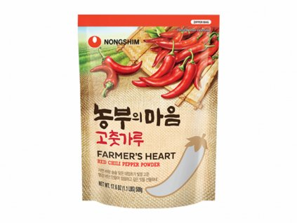 nong shim chilli prasek na kimchi 500g