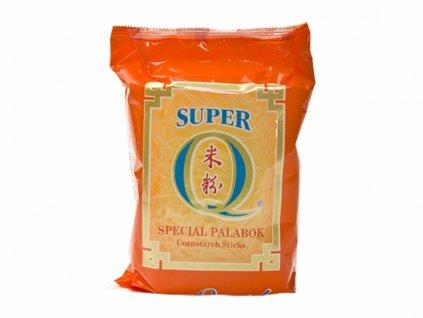 super q brand special palabok kukuricne nudle 454g