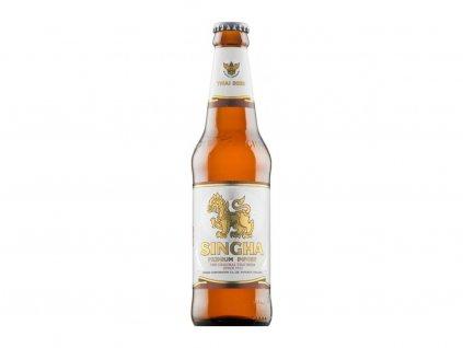 singha thajske pivo 330ml