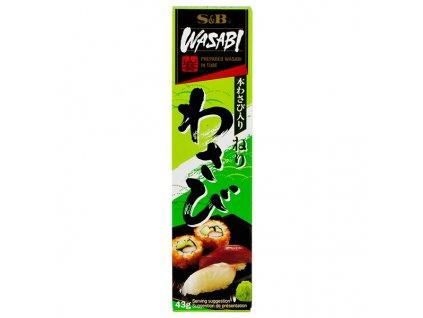 SB wasabi pasta 43g