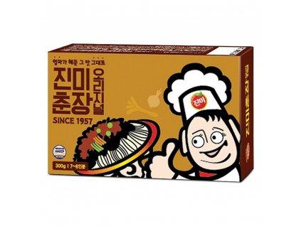 jjajang korejska cerna pasta 300g