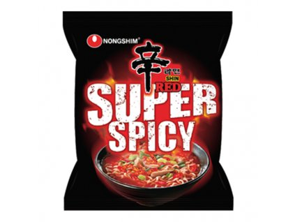 nong shim super spicy extra palive nudle 120g