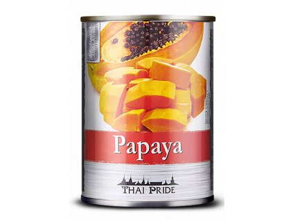 thai pride papaya kompot 565g