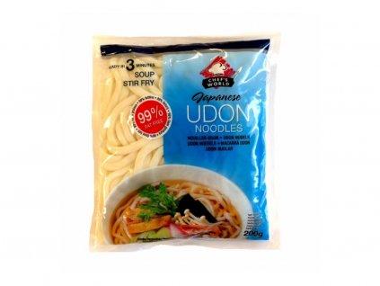 chef s world udon nudle japonske cerstve 200g