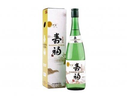baekwha soobok korean sake ryzove vino 700ml