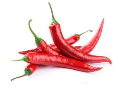 cerstve chilli papricky 100g