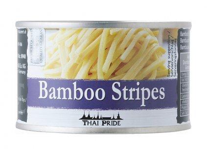 thai pride nakladane bambusove prouzky 227g