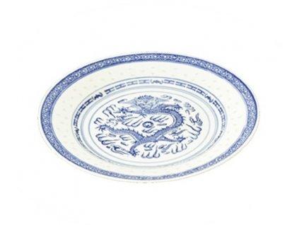 talir z ryzoveho porcelanu 25 cm