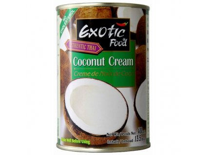 exotic food kokosovy krem 400ml