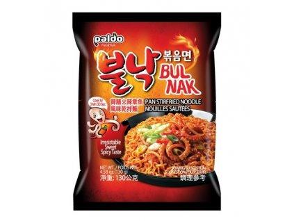 paldo korejske smazene nudle sladko pikantni bul nak 130g
