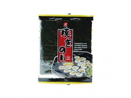 yaki nori prazena morska rasa na sushi 10 platku 25g