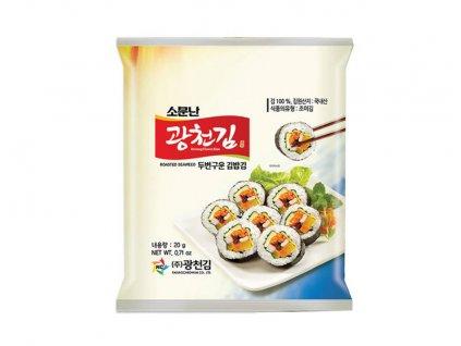 Kwangcheongim Roasted Seaweed 20g 10sht 01