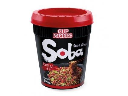 nissin instantni nudlova polevka soba chilli kelimek 92g