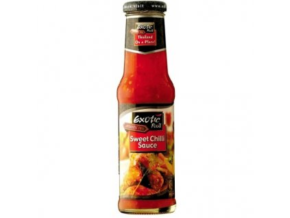 exotic food sladka chilli omacka 250ml
