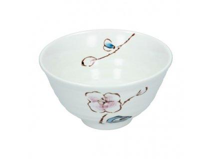 japonska miska svestkove kvety 11 5cm
