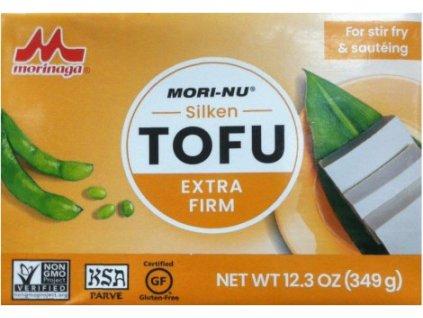 morinaga mori nu silken tofu extra tvrde 349g