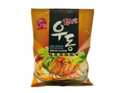 hanil cerstve udon nudle s kimchi 210g
