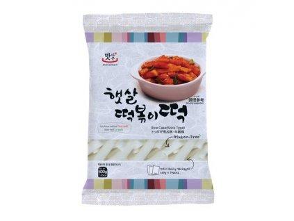 korejske ryzove kolacky tycinky 600g