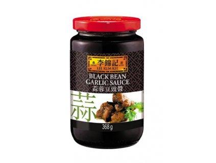 Lee Kum Kee omáčka z černých fazolí a česneku 368g