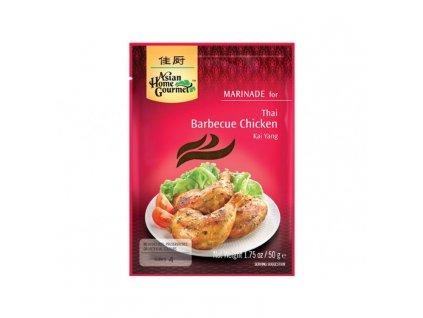 kai yang thajska bbq marinada na kure 50g asian home gourmet