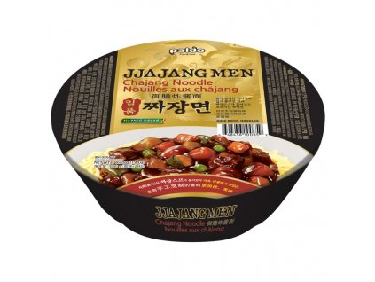 paldo jjajang men instantni smazene nudle king cup 190g