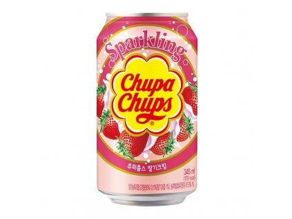 chupa chups strawberry 345ml