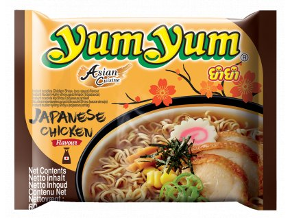 Yum Yum instantní polévka japonské kuře 60g