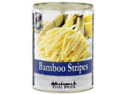 thai pride nakladane bambusove prouzky 540g