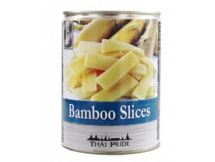 thai pride nakladane bambusove platky 540g