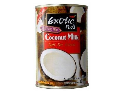 exotic food kokosove mleko 400ml