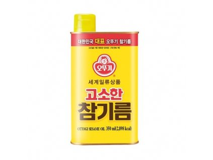 ottogi sezamovy olej plech 350ml