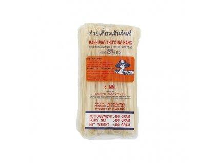 FARMER rýžové nudle 400g 5mm