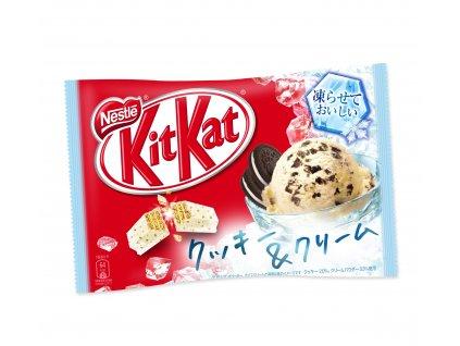 Japonský Kitkat Oreo 150,8 g