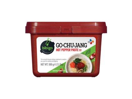 bibigo chilli pasta cervena paliva gochujang 500g