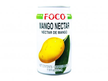 foco napoj mangovy 350ml