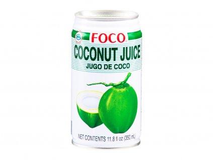 foco kokosova voda 350ml