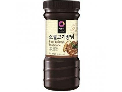 Daesang Bulgogi korejská BBQ marináda na hovězí 840g