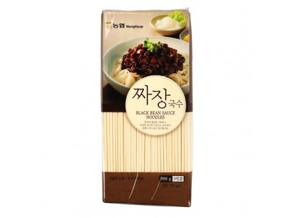 nudle na korejske nudle s omackou z cernych fazoli 900g