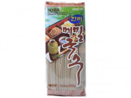 hanra soba pohankove nudle korejske 300g