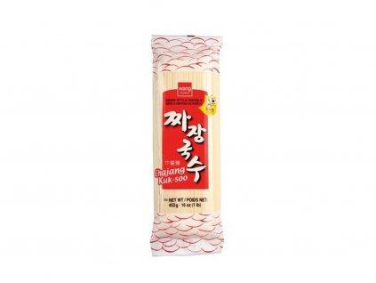 nudle na jajangmyeon korejskou omacku z cernych fazoli 453g