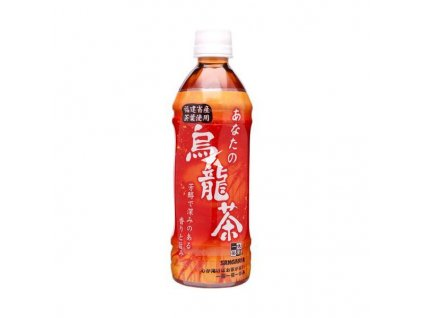 Sangaria japonksý čaj Oolong 500ml