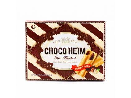 crown choco heim korejske oplatky s cokoladovym kremem 47g