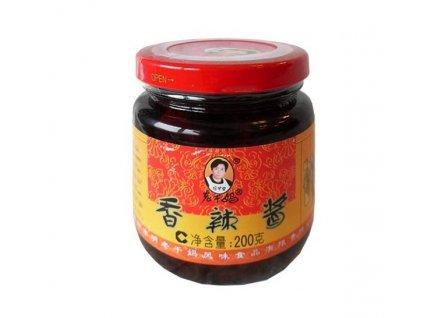 fazolova pasta v chilli oleji lao gan ma 200g