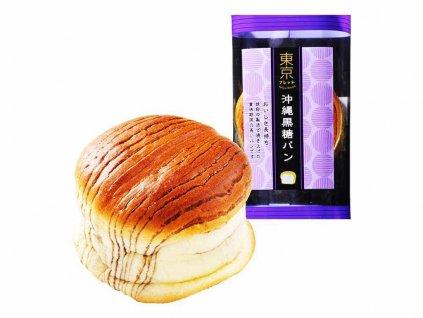 18603 1 tokyo bread okinawa black sugar japonska buchticka 70g jap