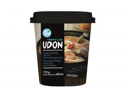 allgroo udon cup seafood 173g