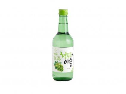 jinro chamisul soju korejska vodka s prichuti hroznove vino 13 360ml