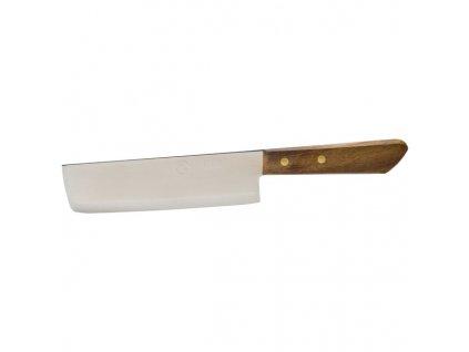 Kiwi nůž na krájení 17 cm, dřevěná rukojeť