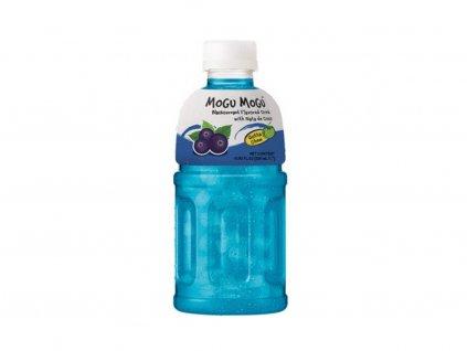 Mogu Mogu žvýkací nápoj černý rybíz 320 ml