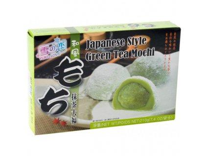 yuki&love mochi zeleny caj 210g