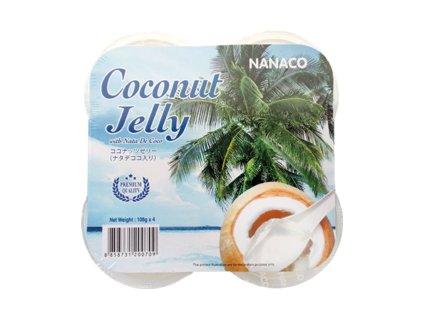 nanaco pudding coconut 432g